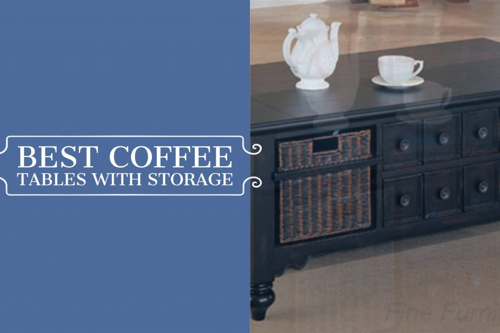 best coffee tables with storage